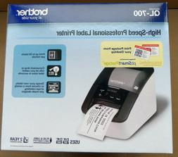 Brother QL-700 High-Speed Professional Label Printer Labels