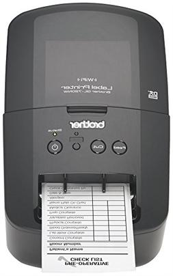 Brother Ql-720Nw Label Printer, 93 Labels/Minute, 5W X 9-3/8