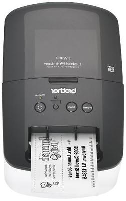 Brother QL-710W Direct Thermal Printer - Monochrome - Deskto