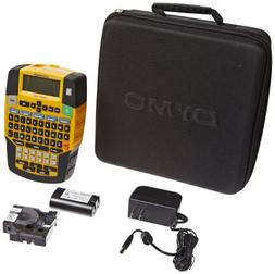 DYMO Rhino 4200 Industrial Label Maker Carry Case Kit with R