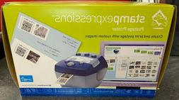 Smart Expressions Postage Printer Pitney Bowes Model 770-8