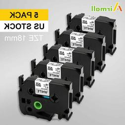 3PK Compatible for Brother TZe 231 12mm  Laminated P-Touch L