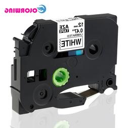 TZe231 Compatible for Brother P Touch Label Maker tape TZ 12