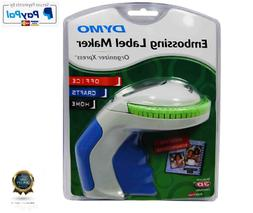 DYMO Organizer Xpress Handheld Embossing Label Maker